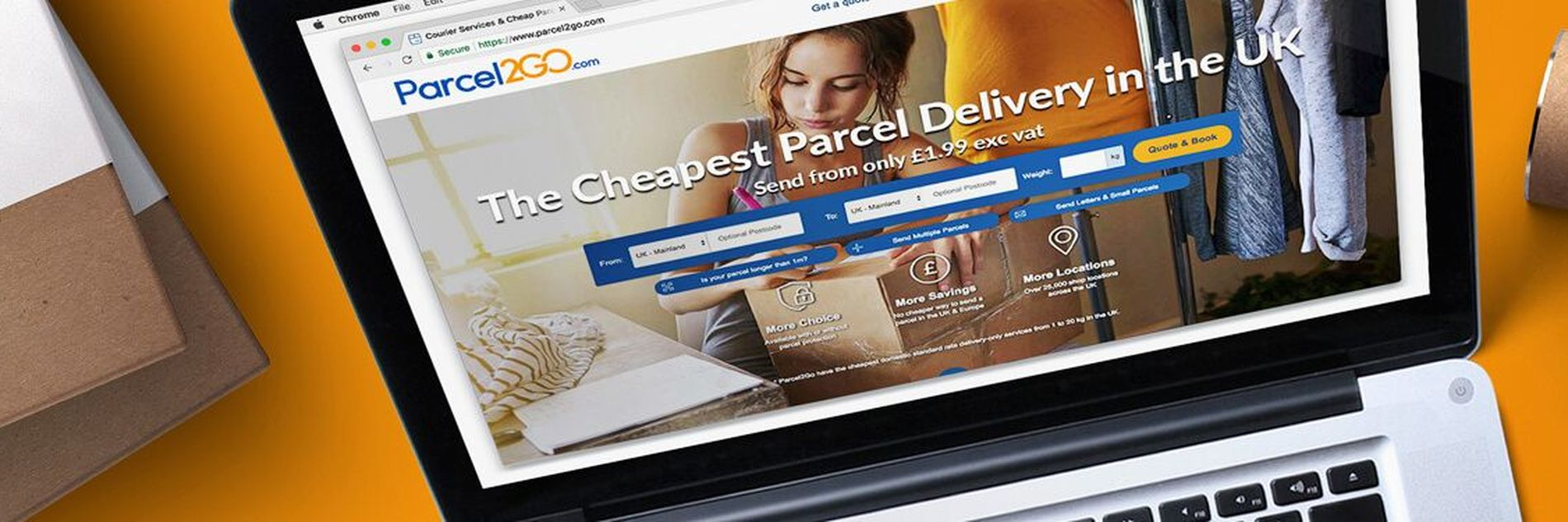 P2G.COM WORLDWIDE LIMITED (Parcel2Go)