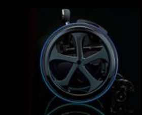 Taking the Carbon Black wheelchair to a global audience