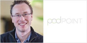 Eric Fairbairn, CEO of POD Point